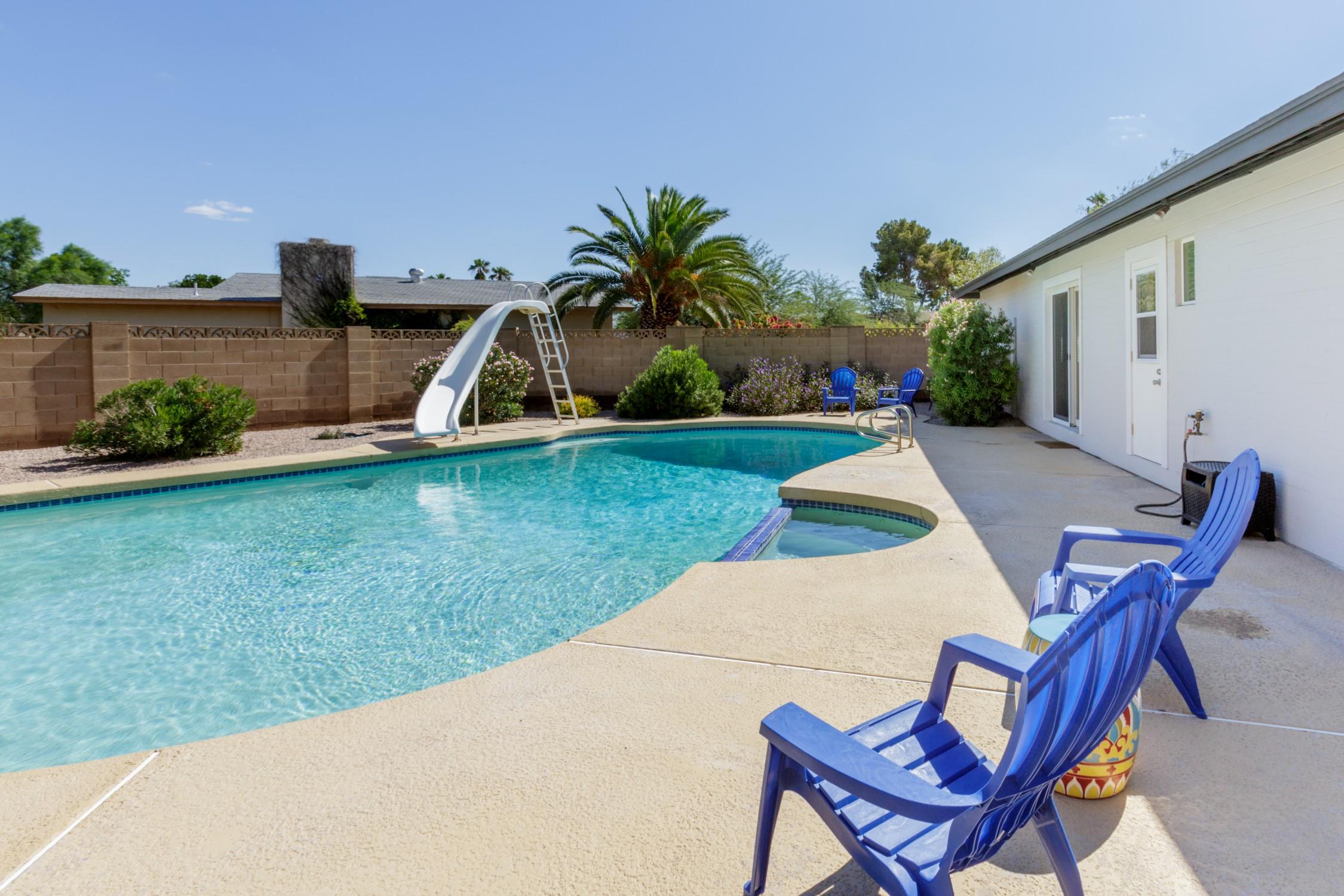 Airbnb Phoenix AZ Beautiful Resort