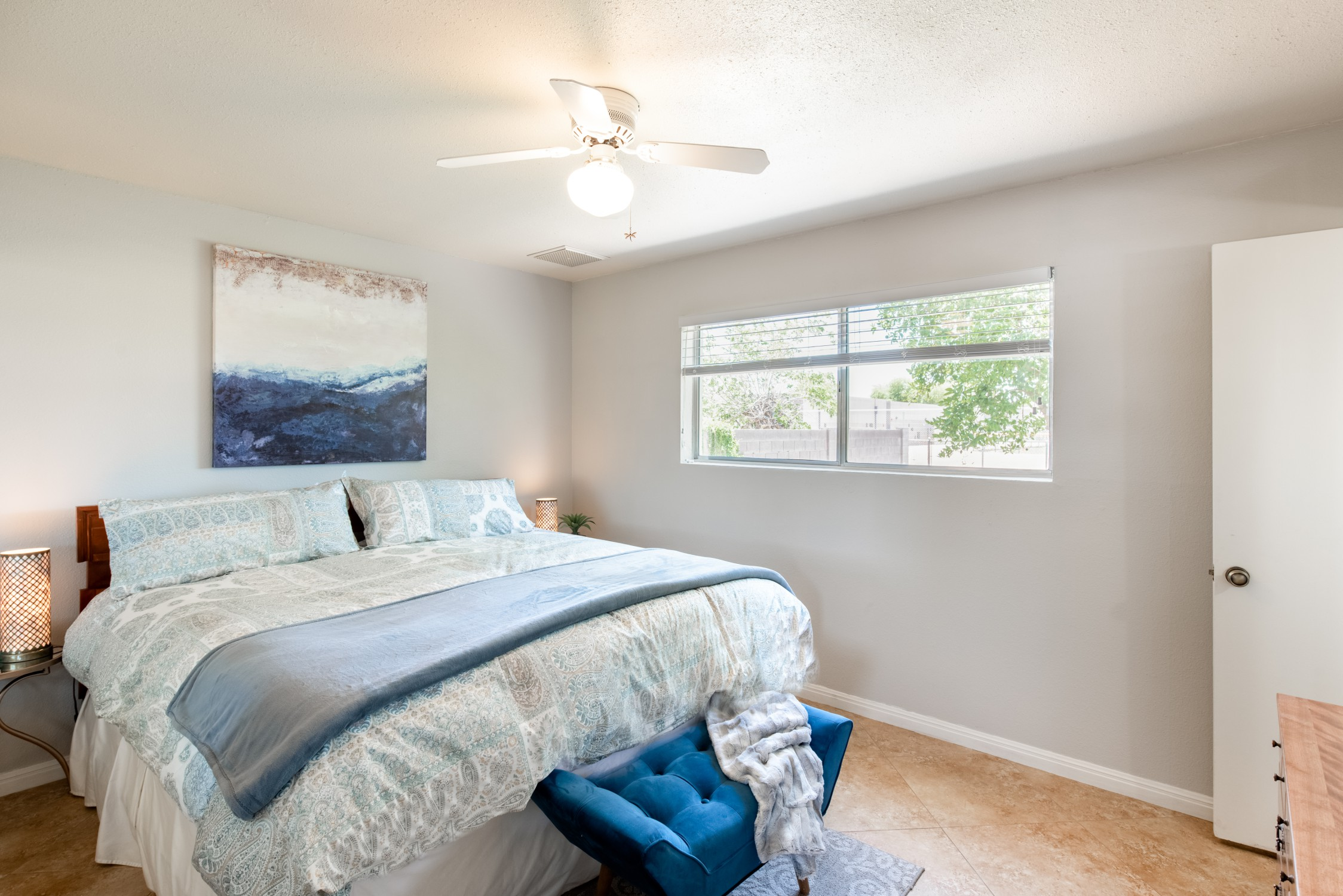 Airbnb Phoenix AZ Desert Cottage