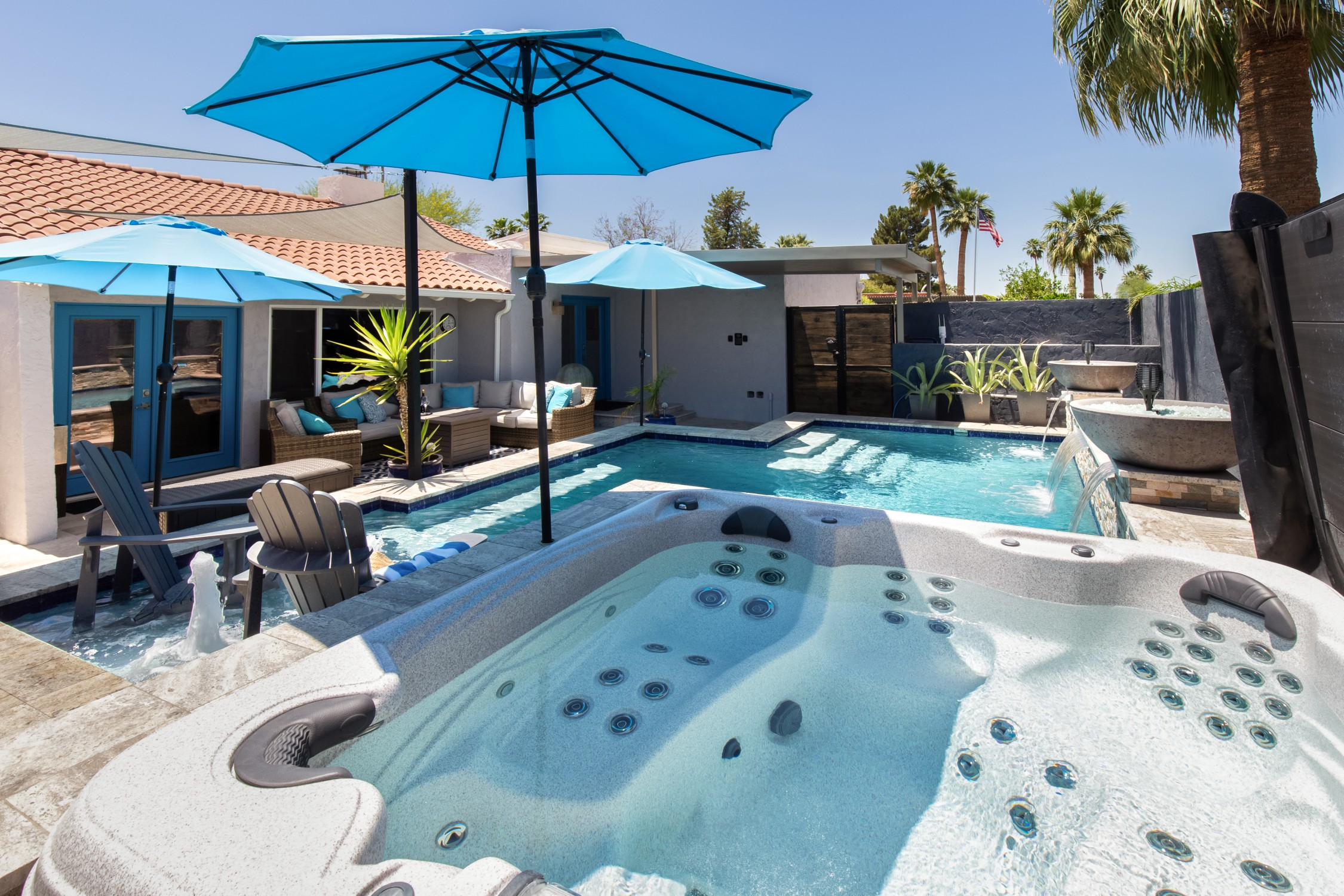 Airbnb Phoenix AZ Private Oasis in the Valley