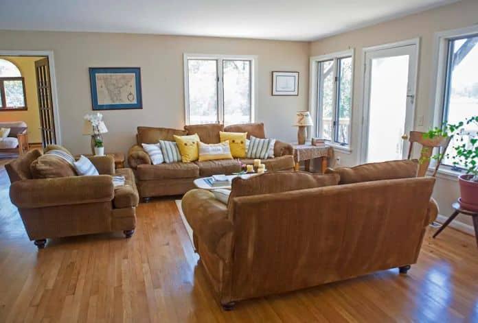 Airbnb Annapolis Cattail