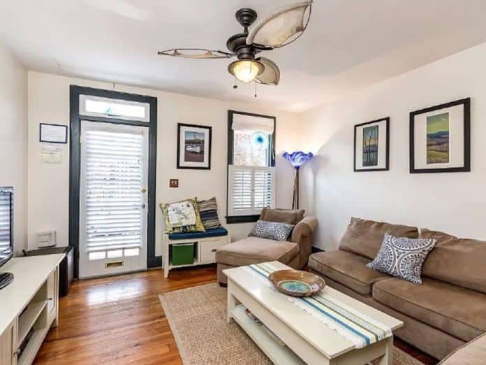 Airbnb Annapolis Charming Renovated
