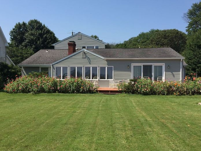 Airbnb Annapolis Country House on the Bay