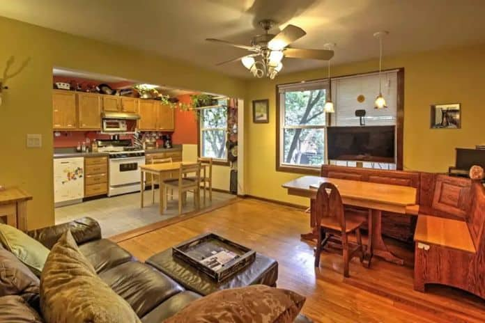 Airbnb Annapolis Hideaway