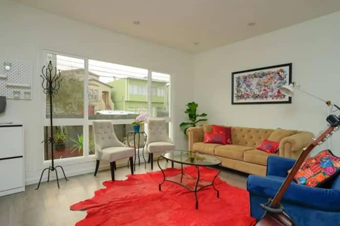 Airbnb Berkeley Charming Bright