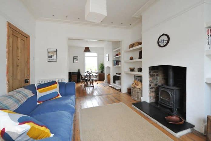 Airbnb Bristol Edwardian house