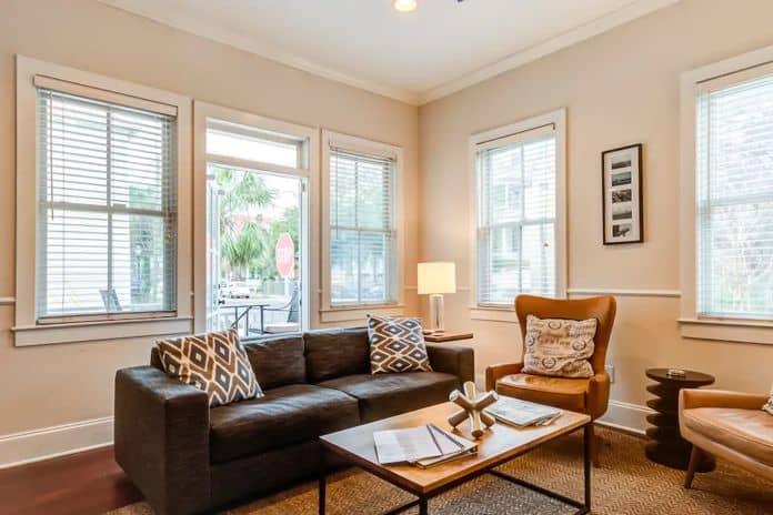 Airbnb Charleston Entire 3BD