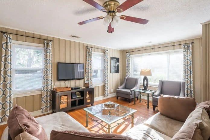 Airbnb Charleston Spacious 3 Bedroom