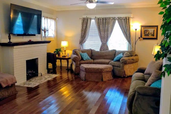Airbnb Chattanoga Classy Nooga Home