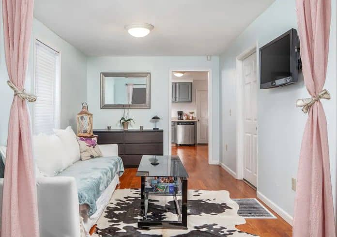 Airbnb Chattanoga Downtown Bungalow