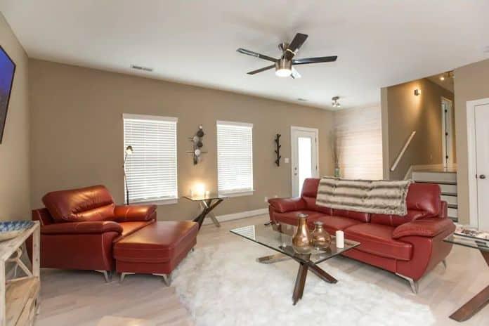 Airbnb Chattanoga Modern