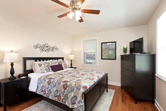Airbnb Chattanoga Peaceful Bungalow