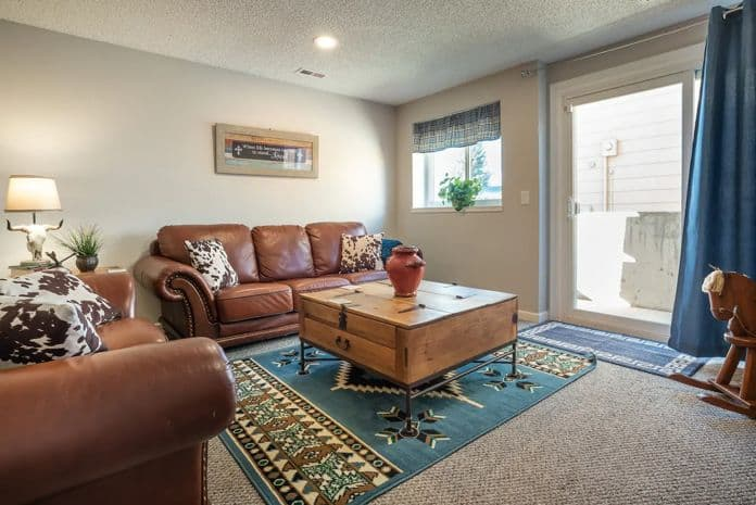 Airbnb Colorado Springs 100 Private Basement Unit