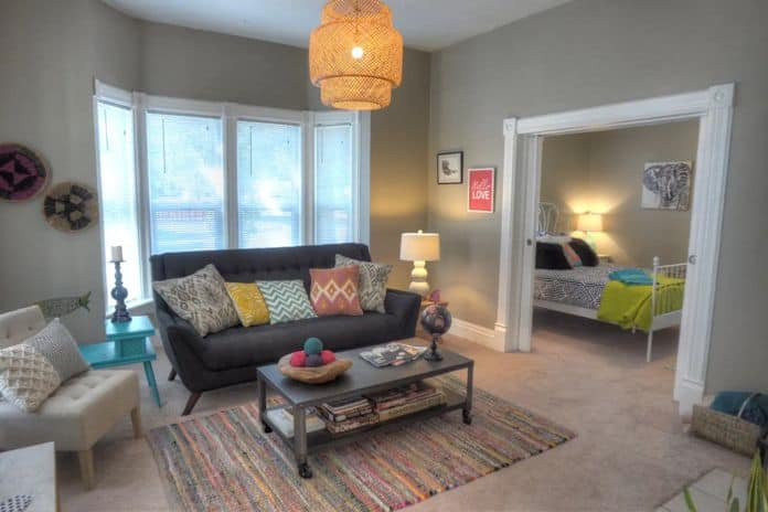 Airbnb Colorado Springs Boho Chic 2 Bed Home