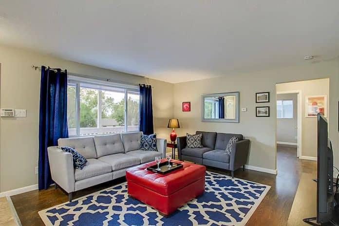 Airbnb Colorado Springs Chic Home