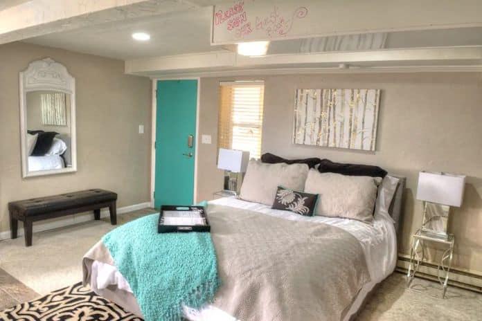Airbnb Colorado Springs Gorgeous Studio
