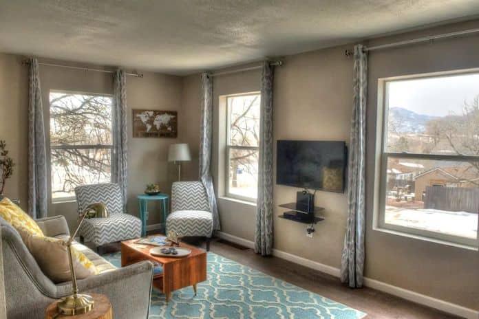 Airbnb Colorado Springs Hip 1BR in OCC