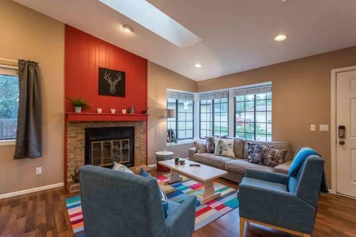 Airbnb Colorado Springs Safe Quiet Cozy Home