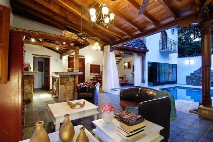 Airbnb Costa Rica Casa Colonial