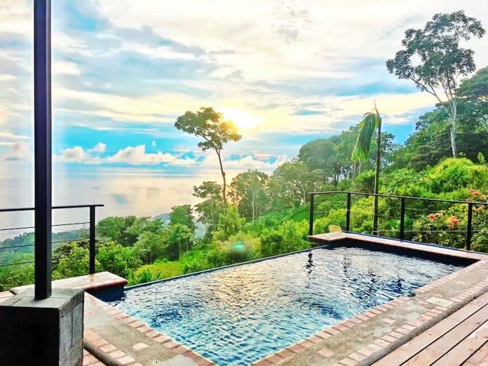 Airbnb Costa Rica Modern Ocean View