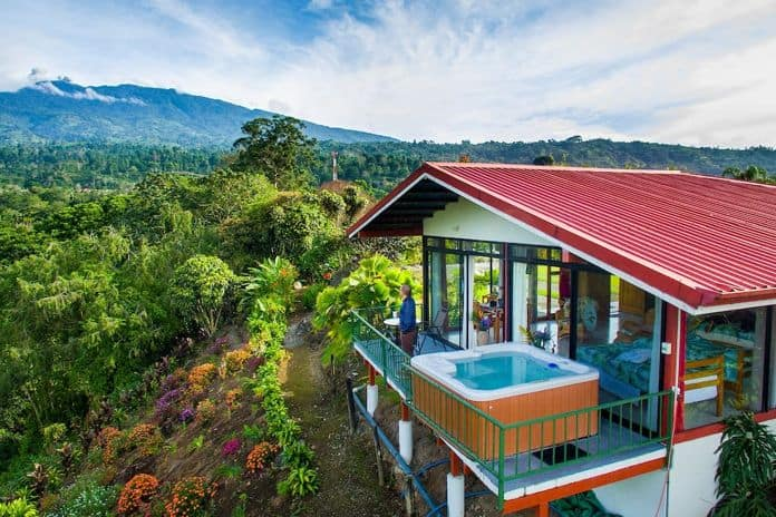 Airbnb Costa Rica Privacy paradise