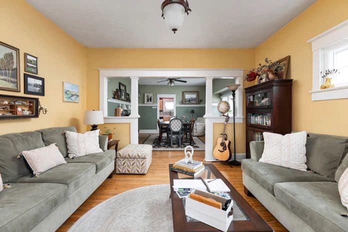 Airbnb Indianapolis A Vintage Retreat