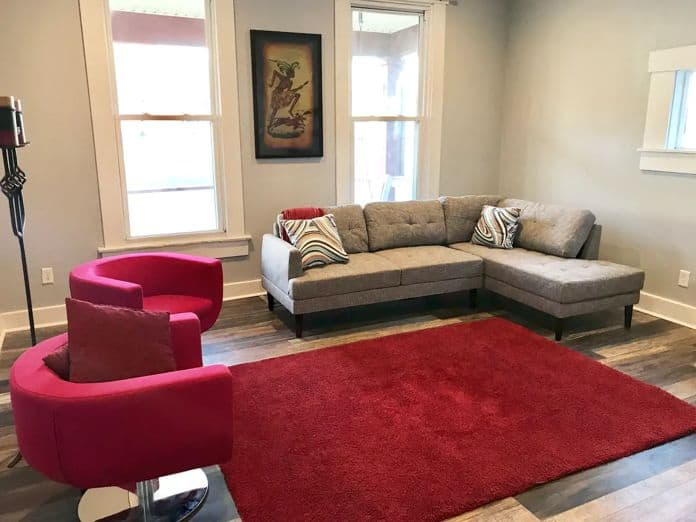 Airbnb Indianapolis Indy Mid Mod