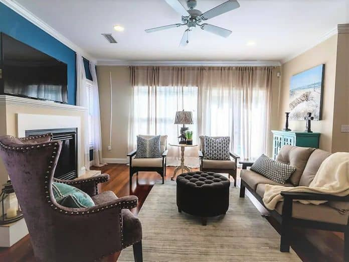Airbnb Jacksonville Beach House in Springfield Jacksonville