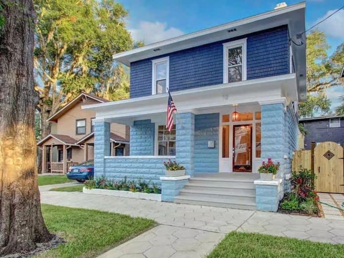 Airbnb Jacksonville Casa Grace