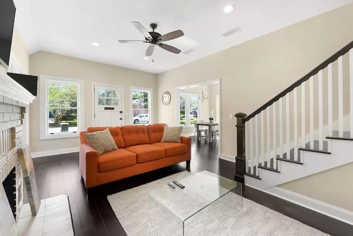 Airbnb Jacksonville Charming Sunny Home