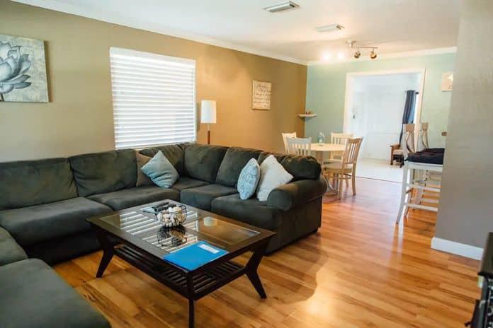 Airbnb Jacksonville Jax Beach House