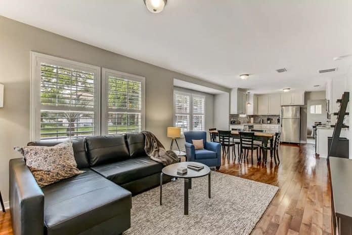 Airbnb Jacksonville Serene Cottage