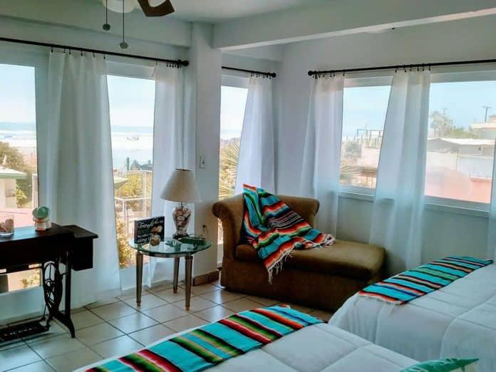 Airbnb Mexico Beautiful Rosarito