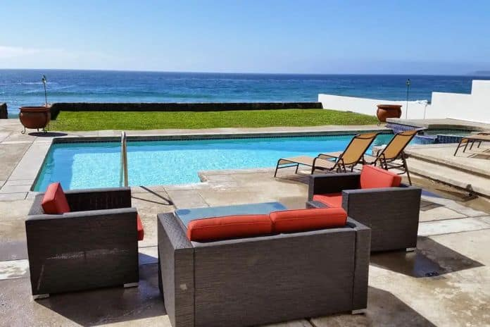 Airbnb Mexico OCEANFRONT HOME