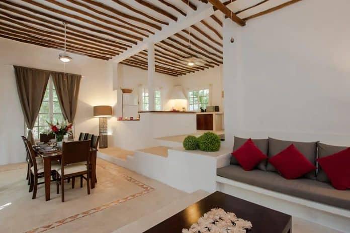 Airbnb Mexico Villa Coral