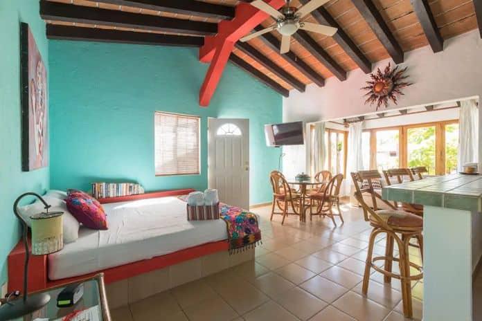 Airbnb Mexico eddaMamasita studio