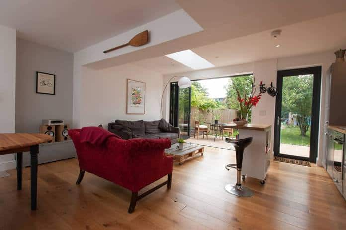 Airbnb Oxford 1 bed house