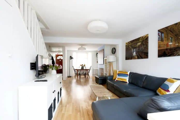 Airbnb Oxford Lovely 2BR Garden Home