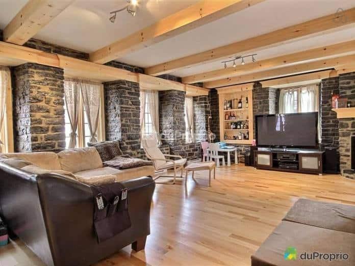 Airbnb Quebec City Ancestrale à