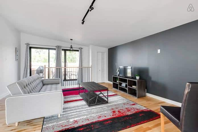 Airbnb Quebec City Renovated 3br house