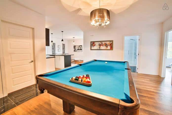 Airbnb Quebec City The Pooler