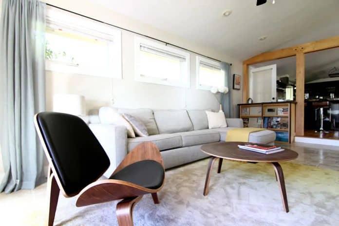 Airbnb Redding Mid Century Modern Home