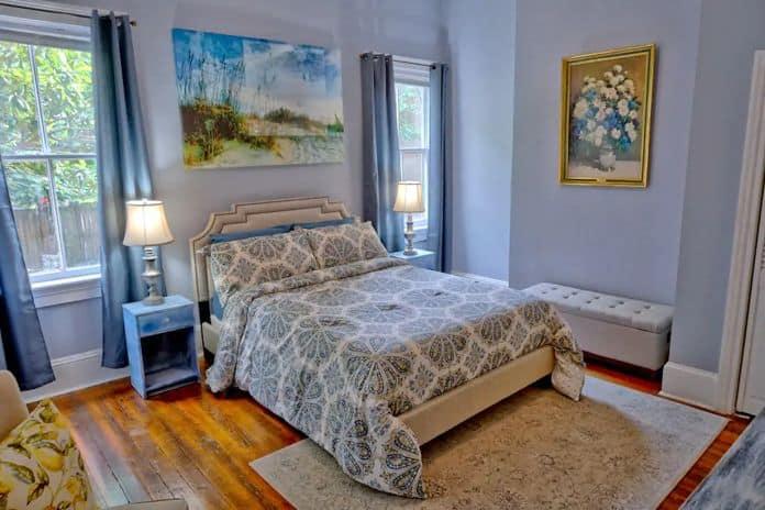 Airbnb Savannah GA Comfortable Escape