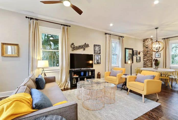 Airbnb Savannah GA Stayloom's Chic