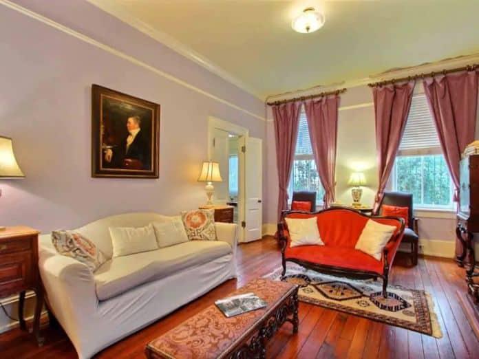 Airbnb Savannah GA The Douglas House
