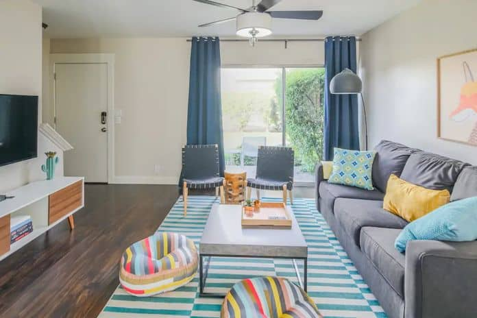 Airbnb Scottsdale 2BR Townhome