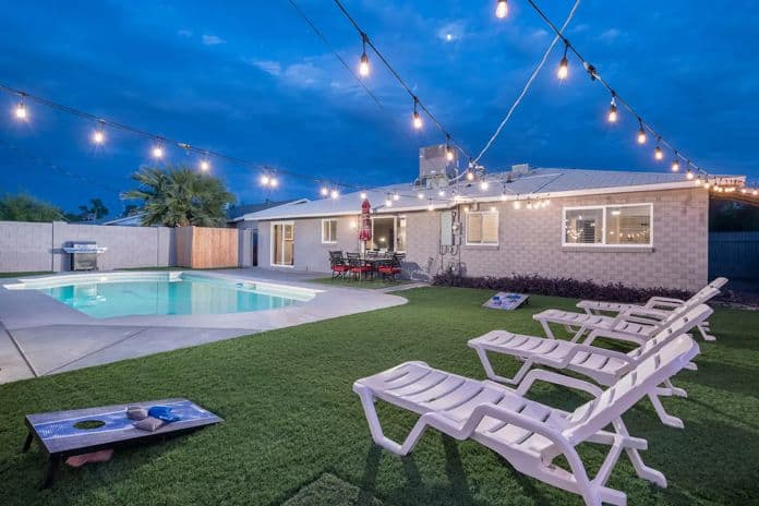 Airbnb Scottsdale Gorgeous Old Town Home