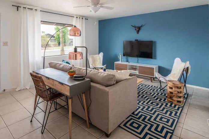 Airbnb Scottsdale Vibrant 3BR
