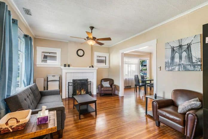 Airbnb Spokane Cozy House