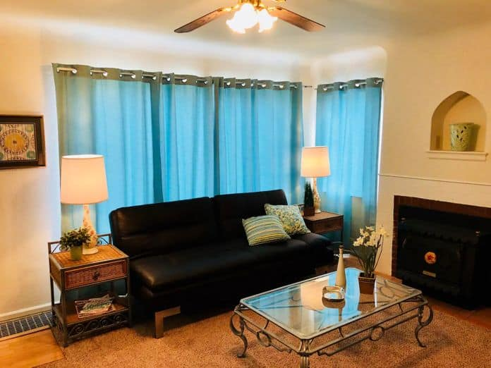 Airbnb Spokane Garland Bungalow