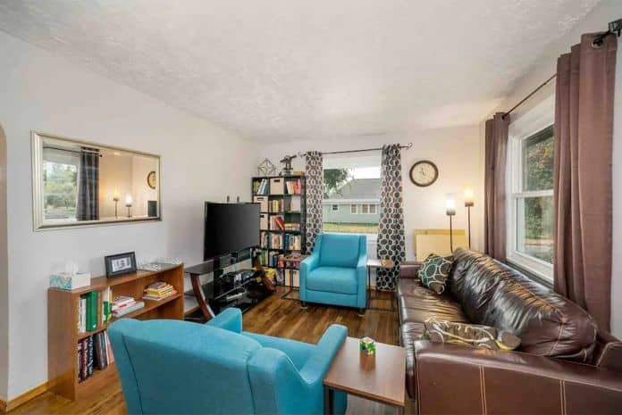 Airbnb Spokane House by the park